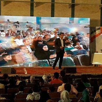 اجاره نمایشگر جهت جشن رمضان